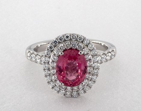 and hero fullxfull on rings gold engagement crown sapphire zibbet divineelements ring il diamond pink rose oval by gallery