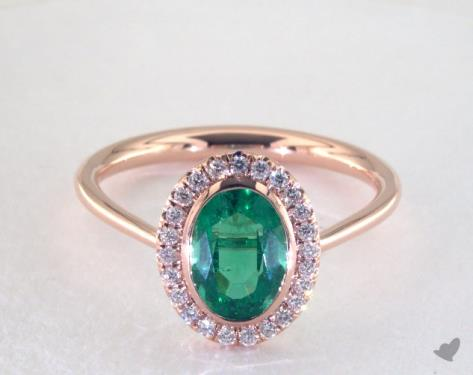Emerald Engagement Rings Jamesallen