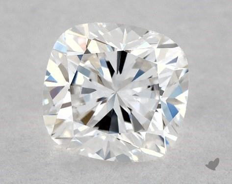 <b>0.50</b> Carat E-VVS2 Cushion Cut Diamond
