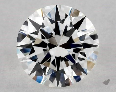 1.02 Carat D-VS1 Excellent Cut Round Diamond