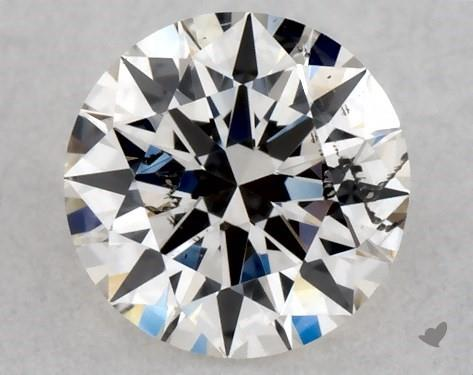 <b>0.31</b> Carat I-I1 Excellent Cut Round Diamond