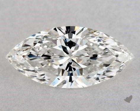 0.70 Carat F-SI2 Marquise Cut Diamond