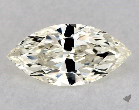 1.00 Carat K-SI1 Marquise Cut Diamond