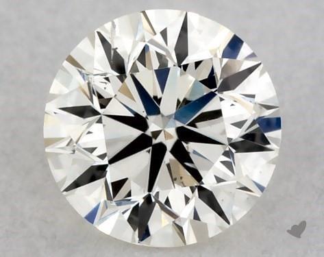 <b>0.30</b> Carat K-SI2 Very Good Cut Round Diamond