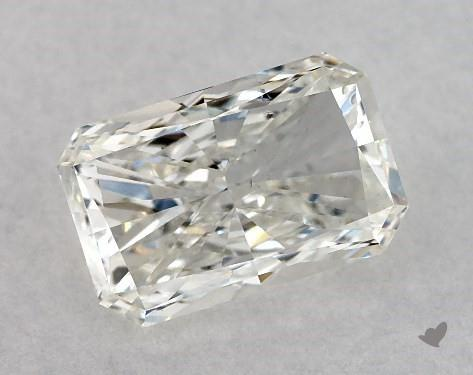 1.04 Carat H-SI1 Radiant Cut Diamond