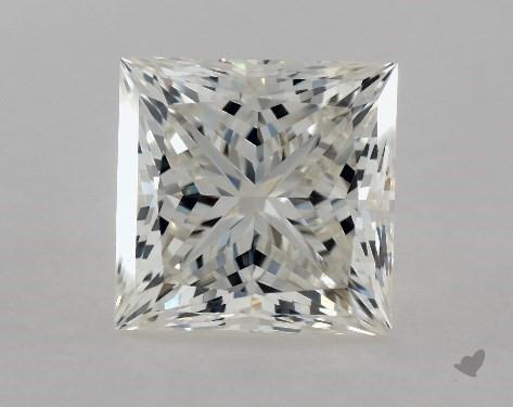 1.50 Carat J-VVS2 Ideal Cut Princess Diamond