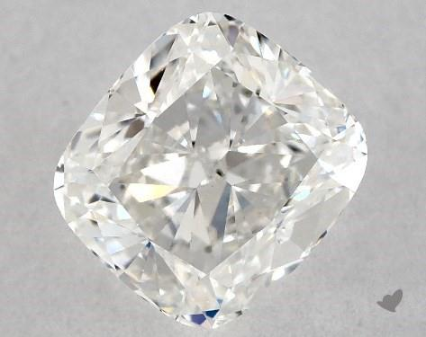 1.02 Carat G-VS1 Cushion Cut Diamond