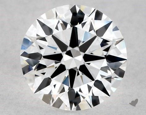 1.01 Carat D-VS1 Excellent Cut Round Diamond