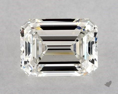 1.20 Carat H-VS1 Emerald Cut Diamond