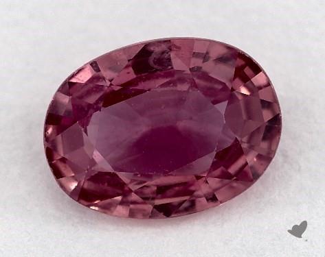 1.06 carat Oval Natural Pink Sapphire