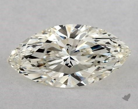 0.71 Carat K-VS2 Marquise Cut Diamond