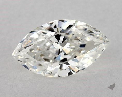 1.00 Carat G-SI1 Marquise Cut Diamond