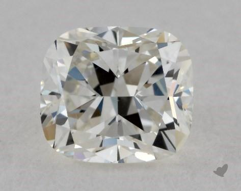 0.45 Carat J-VS1 Cushion Cut Diamond