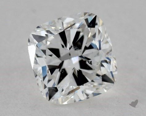 1.01 Carat F-SI2 Cushion Cut Diamond
