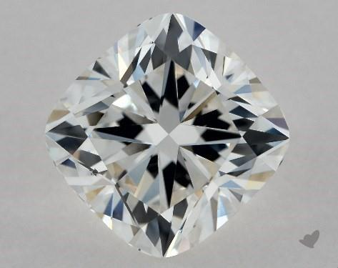 1.80 Carat G-VS2 Cushion Cut Diamond