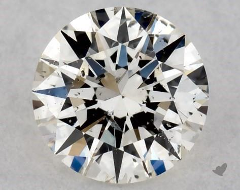 <b>0.30</b> Carat I-I1 Excellent Cut Round Diamond