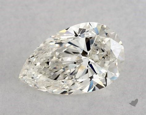 0.70 Carat I-VS2 Pear Shape Diamond