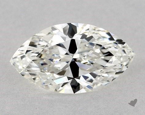 1.07 Carat H-VS2 Marquise Cut Diamond