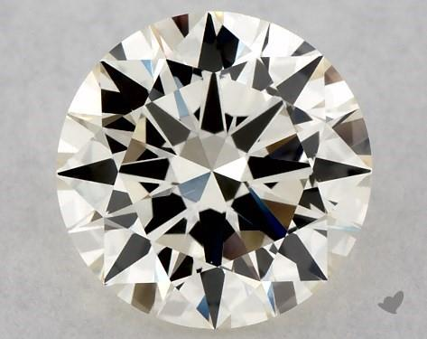0.70 Carat M-VS1 Excellent Cut Round Diamond