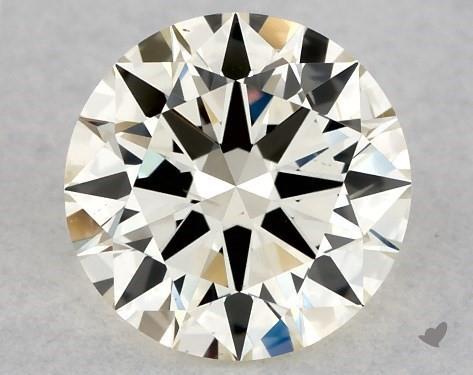 0.70 Carat M-SI1 Excellent Cut Round Diamond