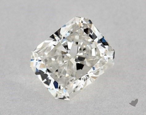 0.72 Carat I-VS2 Radiant Cut Diamond
