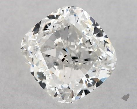 0.71 Carat G-SI2 Cushion Modified Cut Diamond