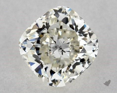 0.70 Carat K-SI2 Cushion Modified Cut Diamond