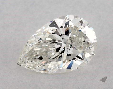1.06 Carat H-VS2 Pear Shape Diamond