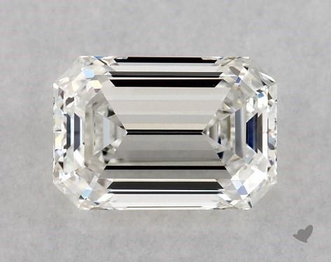 0.70 Carat G-IF Emerald Cut Diamond