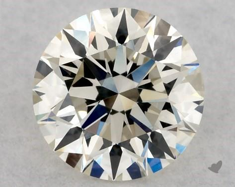 0.71 Carat K-SI1 Excellent Cut Round Diamond