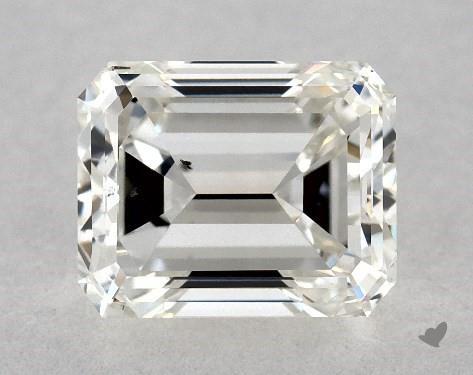1.01 Carat G-SI1 Emerald Cut Diamond