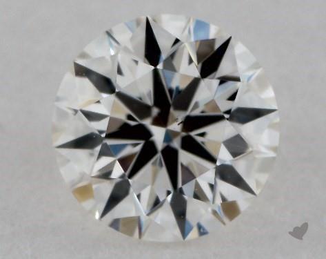 0.30 Carat G-VS2 True Hearts<sup>TM</sup> Ideal Diamond