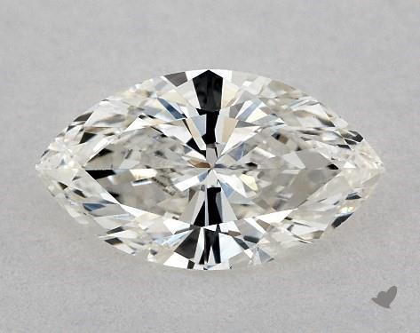 0.72 Carat I-I1 Marquise Cut Diamond