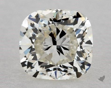 0.72 Carat J-VS2 Cushion Modified Cut Diamond