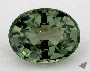 Green Sapphire Gemstones | JamesAllen com