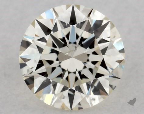 <b>0.30</b> Carat K-SI2 Excellent Cut Round Diamond