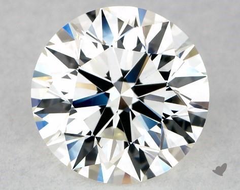 1.01 Carat I-VVS2 Excellent Cut Round Diamond