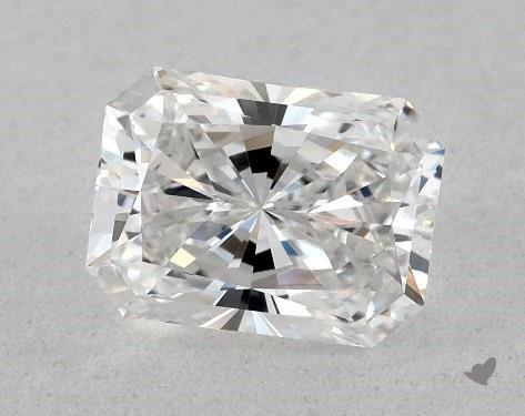 <b>0.51</b> Carat E-VVS2 Radiant Cut Diamond