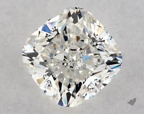 0.71 Carat H-VS2 Cushion Modified Cut Diamond