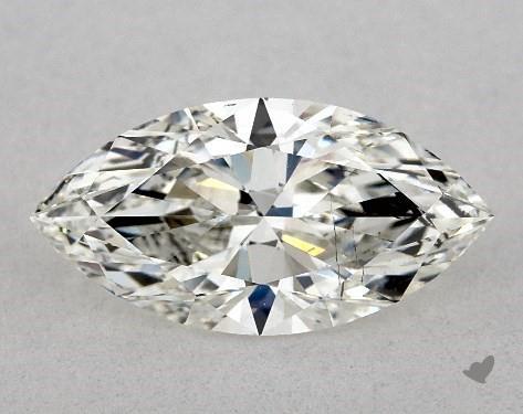 1.10 Carat H-SI1 Marquise Cut Diamond