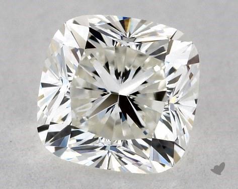 0.42 Carat H-VVS1 Cushion Cut Diamond