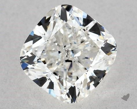 1.07 Carat H-VS2 Cushion Modified Cut Diamond