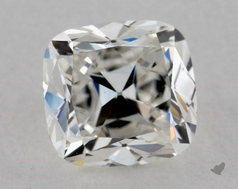 0.81 Carat H-VS2 Cushion Cut Diamond