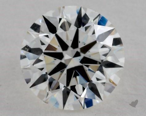 1.62 Carat H-VS2 True Hearts<sup>TM</sup> Ideal Diamond