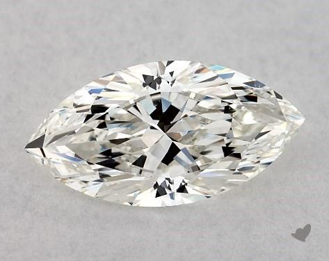 0.86 Carat H-VS1 Marquise Cut Diamond