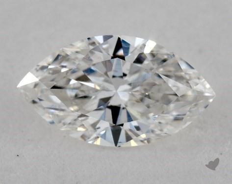 0.44 Carat E-SI1 Marquise Cut Diamond