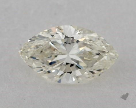 0.50 Carat J-VS1 Marquise Cut Diamond