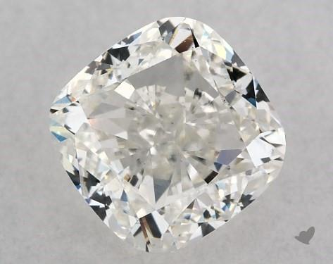 1.01 Carat H-VS1 Cushion Modified Cut Diamond