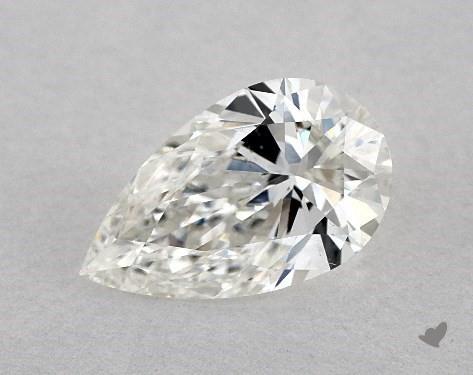 1.01 Carat H-VS2 Pear Shape Diamond