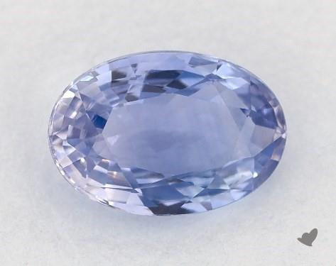 1.09 carat Oval Natural Blue Sapphire